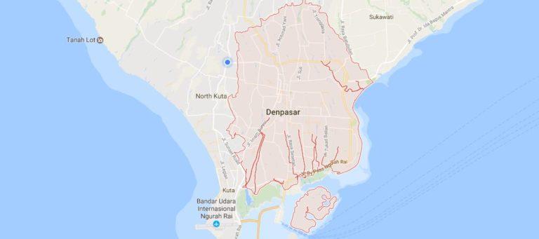 Kode Pos Kota Denpasar