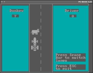 Nostalgia dengan BASIC 80an pada komputer modern